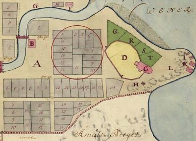 Historisk karta.