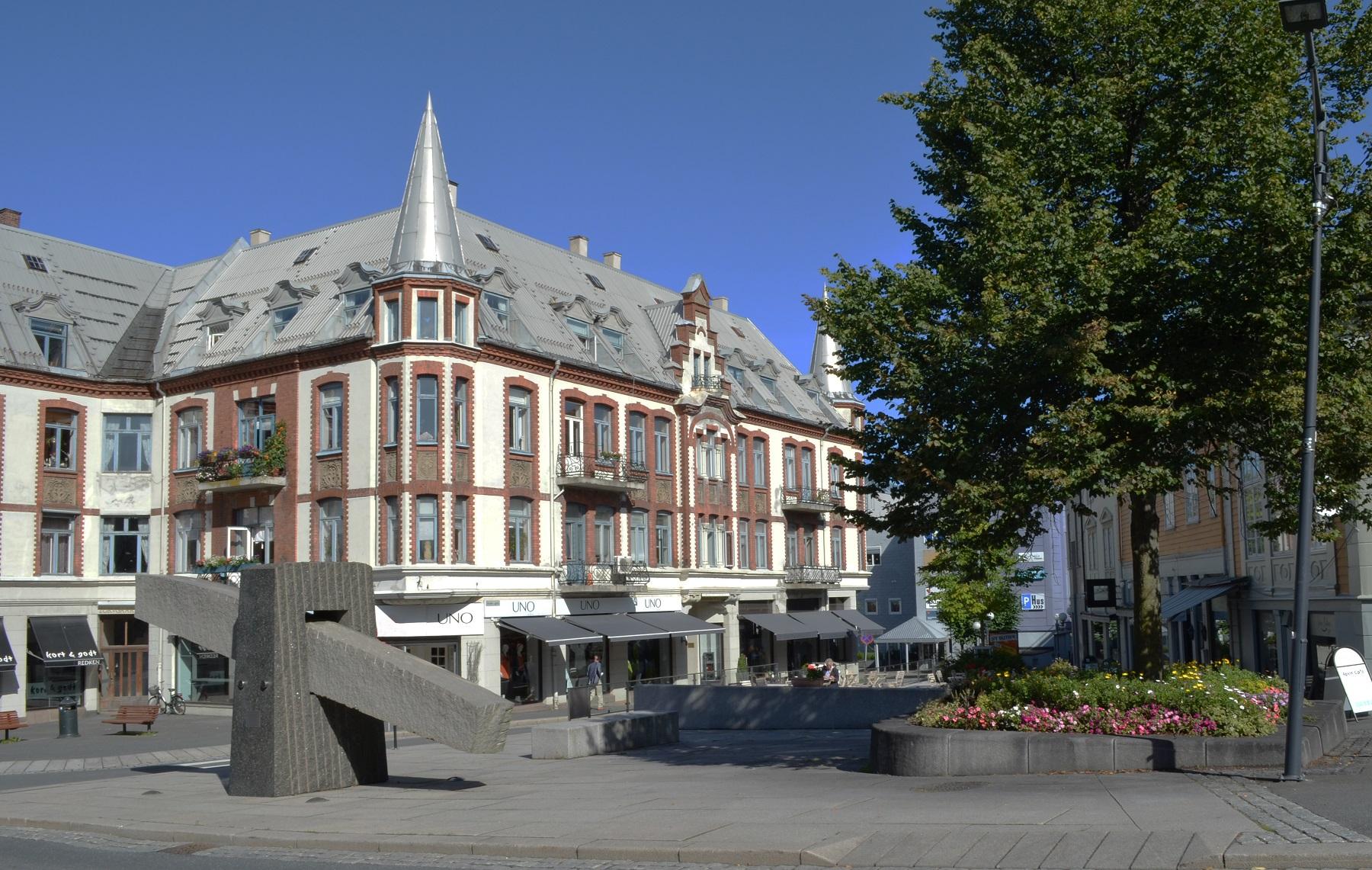 Vincent Buddes plass