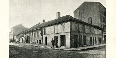 Reimans gård - Karl XIIs hovedkvarter