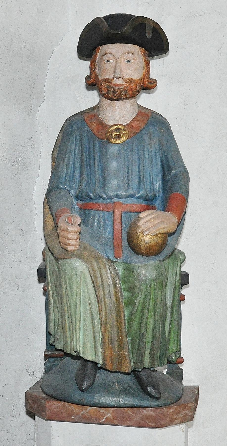 Sankt Olof i Åre gamla kyrka
