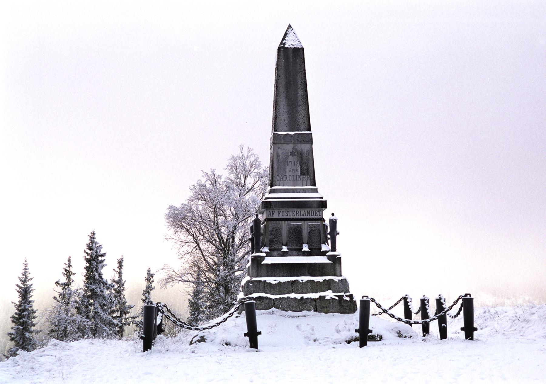 Monumentet i Duved
