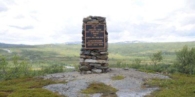 Monumentet på Gräslidvalen