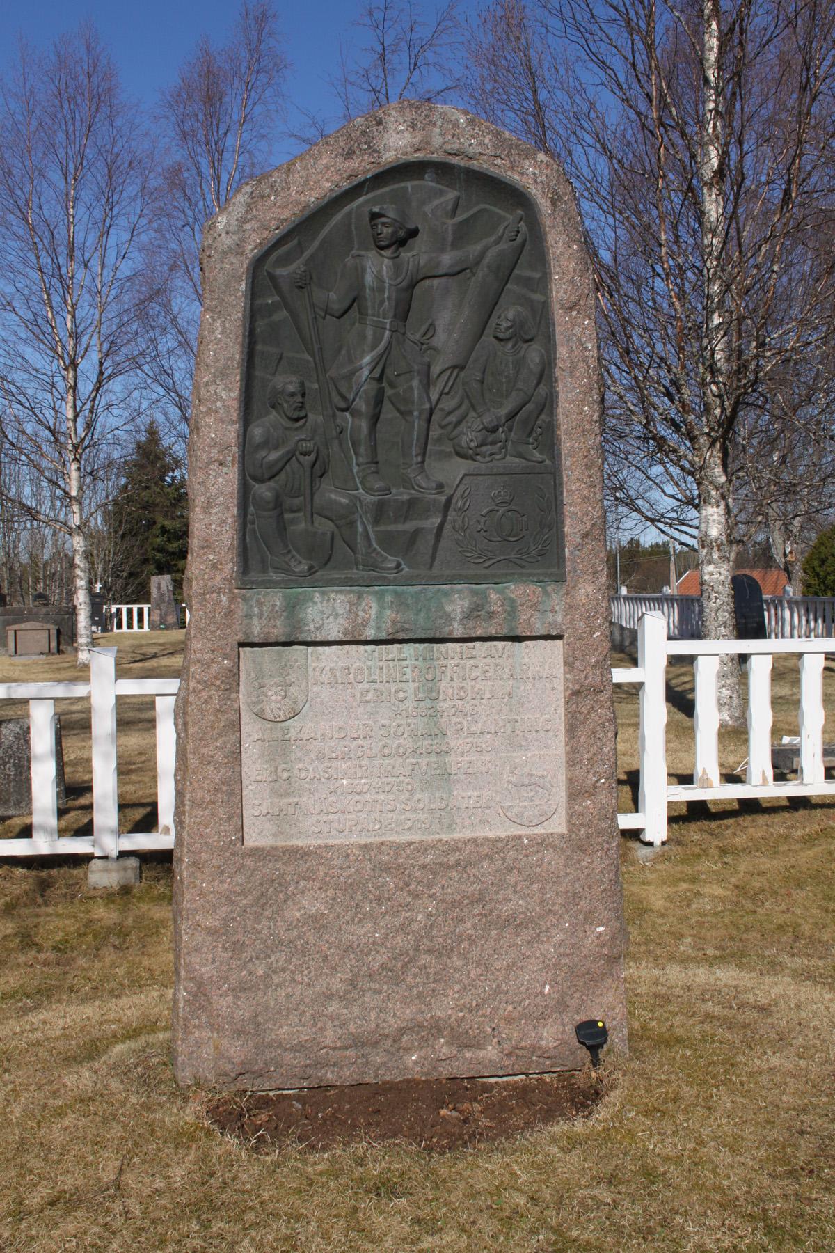 Monumentet i Näskott